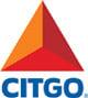 citgo logo on white background