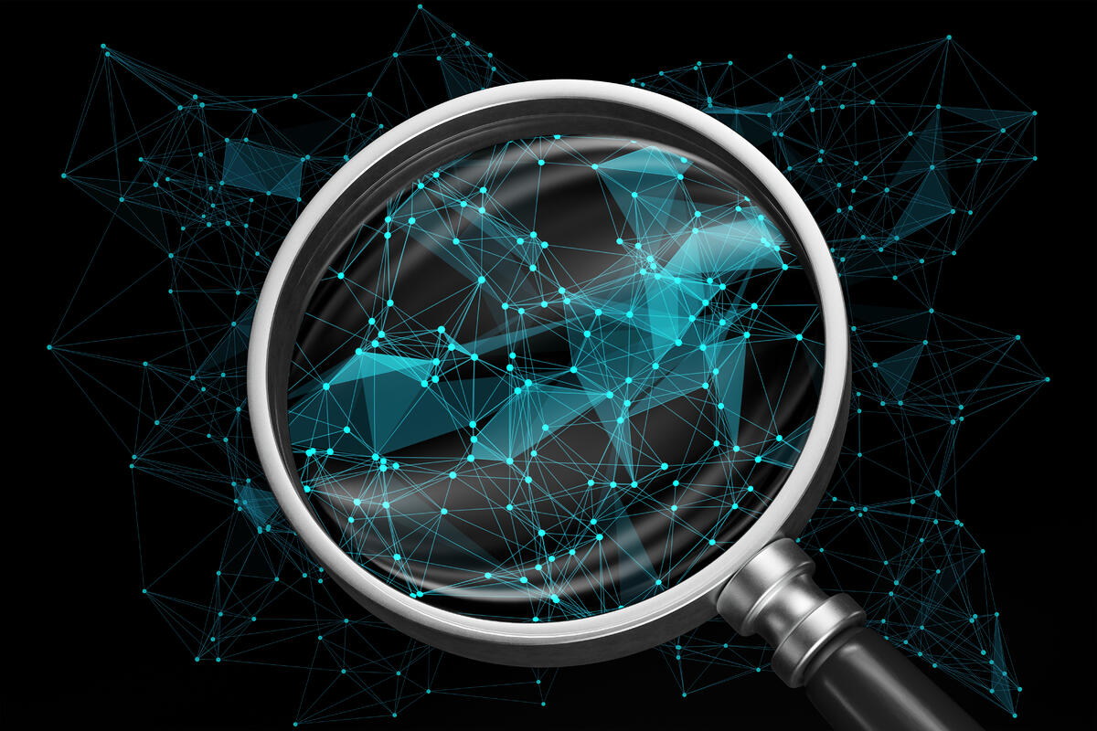 Magnifying Glass for Discovery Image_AdobeStock_326007438