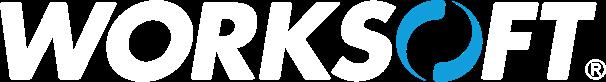Worksoft Logo Full Color Dark Background