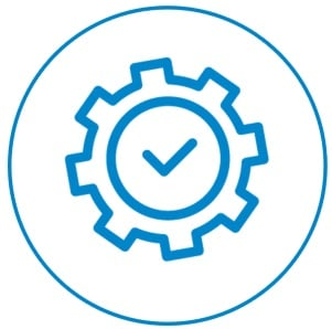 worksoft certify test automation icon