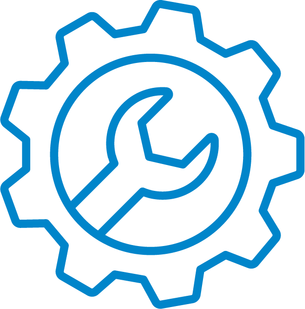 wrench with gear in blue_transparent
